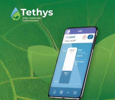 Tethys Water Distribution System