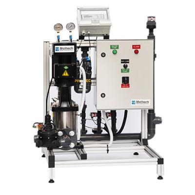 Mottech Fertigation Machine