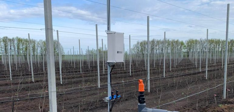 First system for Mottech in Russia