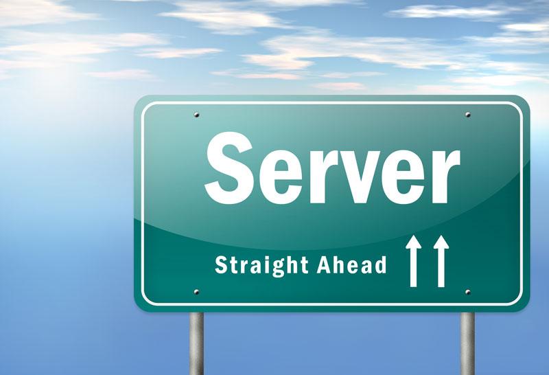 server sign